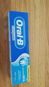 ORAL-B - Complete - Dentifrice