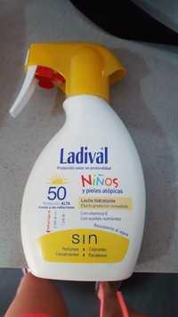 Ladival - Ninos - Proteccion solar en profundidad 50