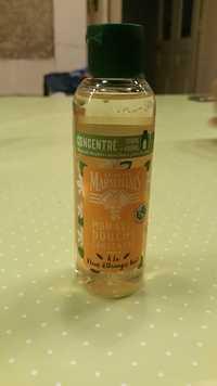 Le petit marseillais - Mon gel douche concentré à la fleur d'oranger bio