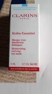 CLARINS - Hydra-Essentiel - Masque yeux désaltérant défatigant