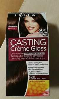 L'Oréal - Casting crème gloss - Soin bain de brillance à la gelée royale