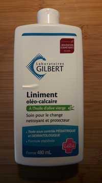 GILBERT - Liniment oléo calcaire - Soin pour le change bébé