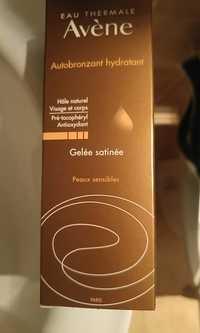 EAU THERMALE AVÈNE - Gelée satinée - Autobronzant hydratant