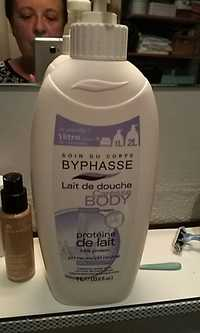 BYPHASSE - Caresse body - Lait de douche