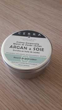 Cerra - Crème corporelle - Mains et zones sèches