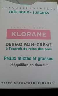 KLORANE - Très doux et surgras - Dermo pain crème