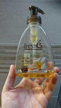 Freshéa - Fleur de tiaré - Crème lavante mains