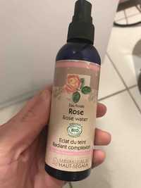 Haut-Ségala - Eau florale rose - Eclat de teint