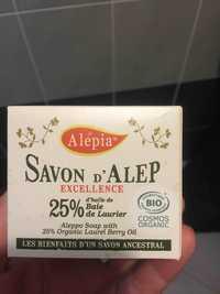 Alepia - Excellence - Savon d'Alep bio