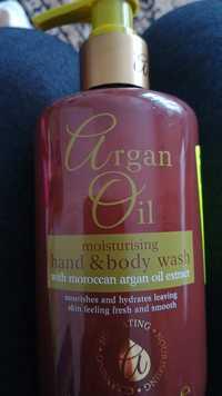 ARGAN OIL - Moisturising hand & body wash