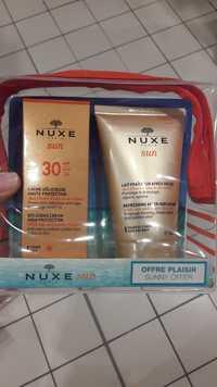 Nuxe - Sun - Crème délicieuse spf 30 et lait fraîcheur après-soleil