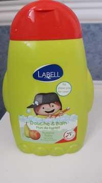 LABELL - Douche & bain enfant - Pomme et poire