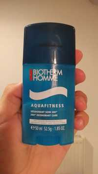 BIOTHERM - Homme - Déodorant soin 24h
