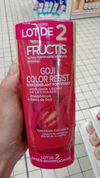 GARNIER - Fructis - Soin démêlant fortifiant - Après-shampooing