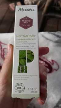 Melvita - Nectar Pur - Fluide équilibrant matifiant bio