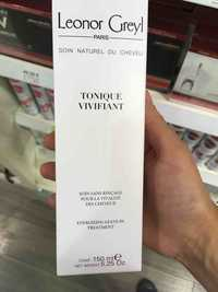LEONOR GREYL - Soin naturel du cheveu - Tonique vivifiant