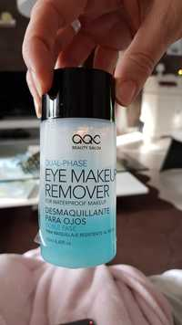 AQUARIUS COSMETICS - Eye makeup remover