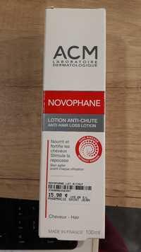 ACM LABORATOIRE DERMATOLOGIQUE - Novophane - Lotion anti-chute