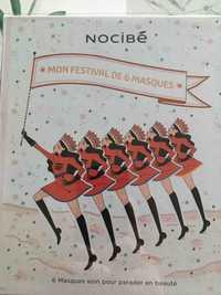 NOCIBÉ - Mon festival de 6 masques