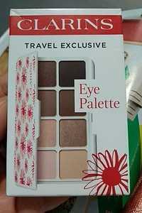 Clarins - Travel exclusive - Eye palette