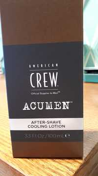 AMERICAN CREW - Acument - After-shave cooling lotion