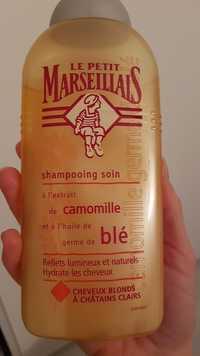 LE PETIT MARSEILLAIS - Camomille germe de blé - Shampooing soin