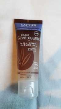 Cattier - Douche bienfaisante bio parfum crème caramel