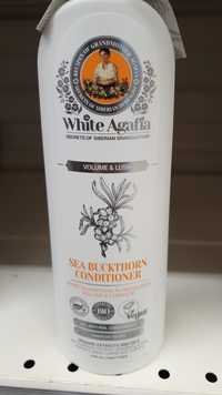 WHITE AGAFIA - Volume & lush - Sea buckthorn conditioner bio