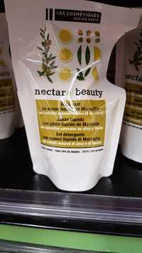 LES COSMÉTIQUES DESIGN PARIS - Nectar of beauty - Gel lavant au savon liquide de Marseille