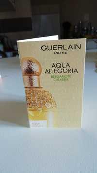 Guerlain - Aqua allegoria bergamote calabria - Eau de toilette