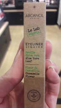 ARCANCIL - Eyliner liquide