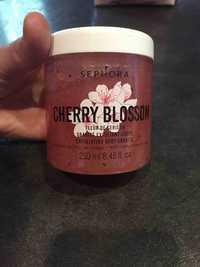 SEPHORA - Cherry Blossom - Granité exfoliant corps