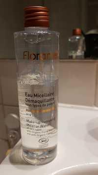 FLORAME - Eau micellaire démaquillante