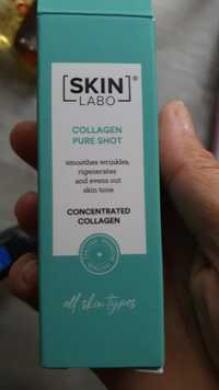 SKIN LABO - Collagen pure shot - Concentrated collagen