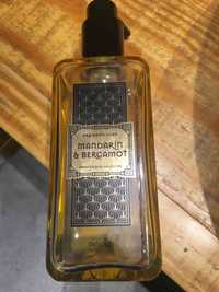 DELIPLUS - Mandarin & Bergamot - Aromatic soap