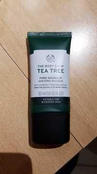 The Body Shop - Tea tree - Soin pores invisibles