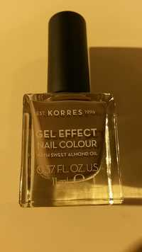 KORRES - Gel effect nail colour