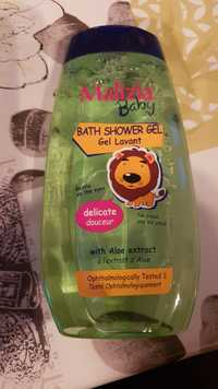 Malizia - Baby - Gel lavant à l'extrait d'aloe