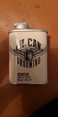 ANGELS'SHARE - Oil can Grooming - Beard oil