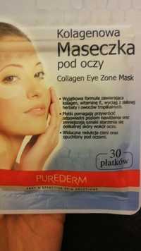 Purederm - Collagen eye zone mask