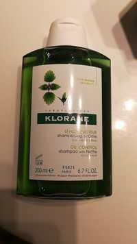 KLORANE - Séboreducteur - Shampooing à l'ortie