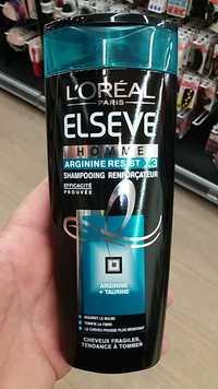 L'Oréal - Elsève homme arginine resist x3 - Shampooing