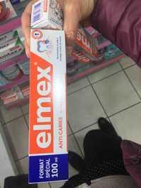 Elmex - Dentifrice - Anti-caries au fluorure d'amines Olafluor