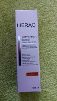 Liérac - Dioptifatigue - Gel baume énérgisant correction fatigue