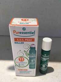 Puressentiel - S.O.S. peau roller - 11 huiles essentielles