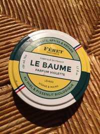 FÉRET PARFUMEUR - Le Baume parfum violette