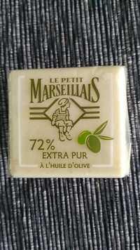 Le petit marseillais - 72% extra pur à l'huile d'olive