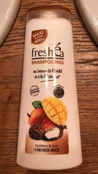 Freshéa - Shampooing cheveux sec karité et mangue