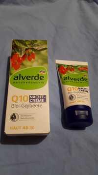 Dm - Alverde - Q10 nacht-creme