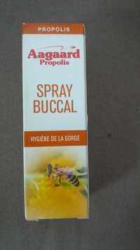Aagaard Propolis - Spray buccal - Hygiène de la gorge